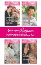 Harlequin Romance October 2019 Box Set eBook by Cara Colter, Rebecca Winters, Donna Alward,...