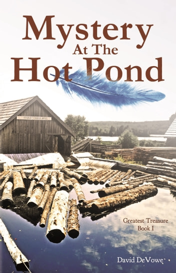 Mystery at the Hot Pond ebook by David DeVowe
