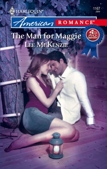 The Man for Maggie ebook by Lee McKenzie