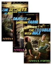 Max and Me Mysteries Set ebook by Patricia H. Rushford
