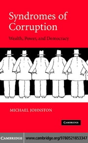 Syndromes of Corruption ebook by Johnston, Michael