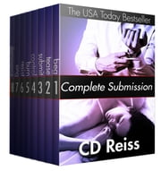 Complete Submission - The Submission Series ebook by CD Reiss