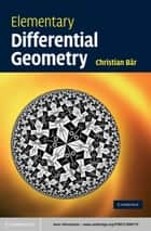 Elementary Differential Geometry ebook by Christian Bär