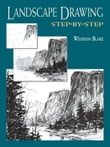 Landscape Drawing Step by Step