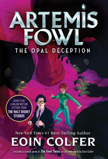 Artemis Fowl Book 1 Ebook