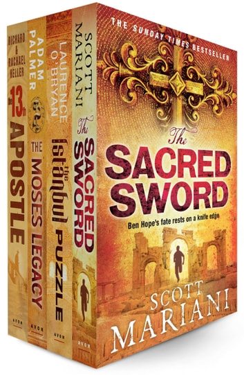 Featured books by Scott Mariani
