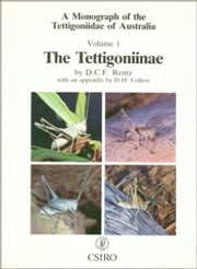 Tettigoniidae of Australia Volume 1 - The Tettigoniinae ebook by DCF Rentz