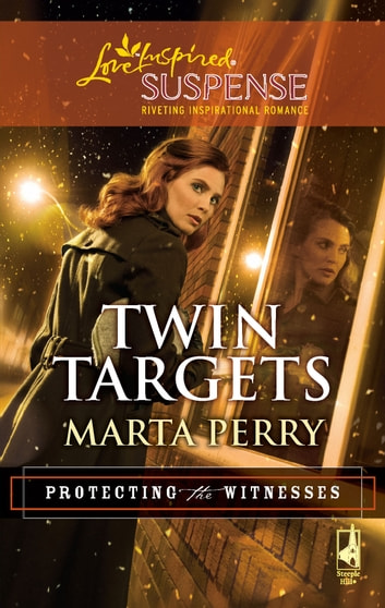 Twin Targets ebook by Marta Perry