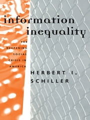 Information Inequality ebook by Herbert Schiller