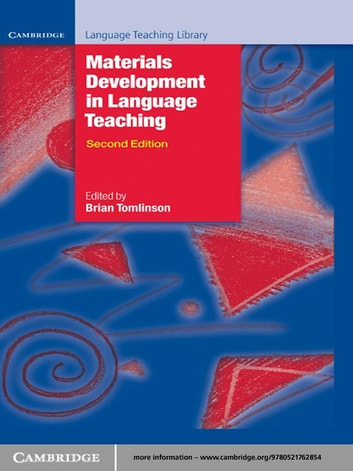 Materials development in language teaching ebook by 9781139036399 materials development in language teaching ebook by fandeluxe Choice Image