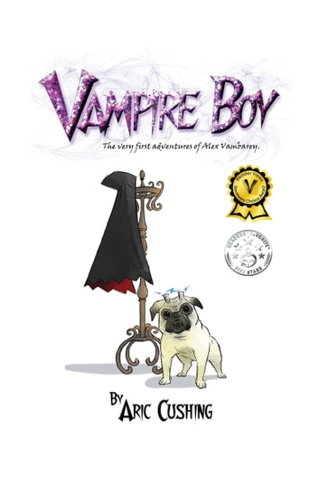 Vampire Boy ebook by Aric Cushing