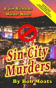 Sin City Murders ebook by Bob Moats