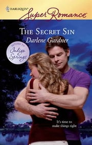 The Secret Sin ebook by Darlene Gardner