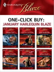 One-Click Buy: January 2009 Harlequin Blaze - Every Breath You Take...\Lone Star Surrender\Naked Ambition\No Holding Back\A Few Good Men\After Dark ebook by Hope Tarr,Lisa Renee Jones,Jule McBride,Isabel Sharpe,Tori Carrington,Wendy Etherington