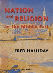 Nation and Religion ebook by Fred Halliday