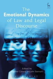 Emotional Dynamics of Law and Legal Discourse ebook by Kobo.Web.Store.Products.Fields.ContributorFieldViewModel