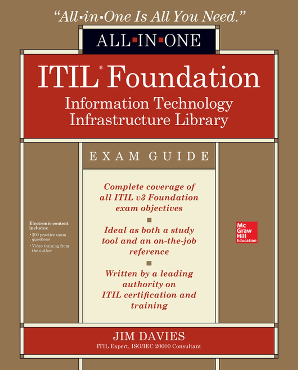 Itil foundation all in one exam guide ebook by jim davies itil foundation all in one exam guide ebook by jim davies 9780071842136 rakuten kobo xflitez Choice Image