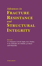 Advances in Fracture Resistance and Structural Integrity ebook by Kobo.Web.Store.Products.Fields.ContributorFieldViewModel
