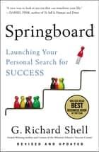 Springboard ebook by G. Richard Shell