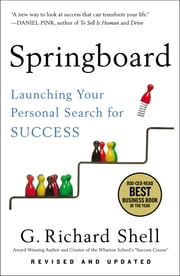 Springboard - Launching Your Personal Search for Success ebook by Kobo.Web.Store.Products.Fields.ContributorFieldViewModel