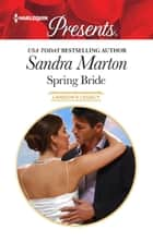 Spring Bride ebook by Sandra Marton