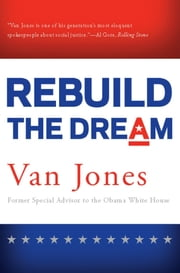 Rebuild the Dream ebook by Van Jones