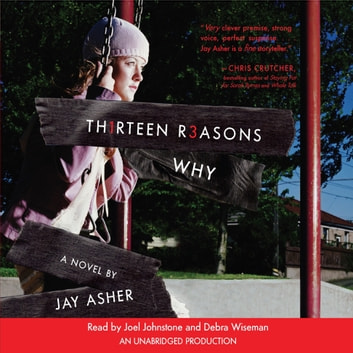 thirteen reasons why audiobook by jay asher 9780739356517