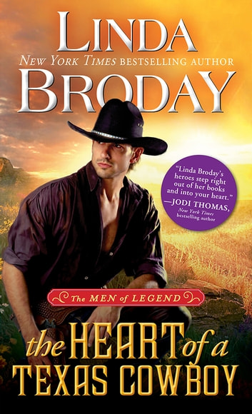 The Heart of a Texas Cowboy ebook by Linda Broday