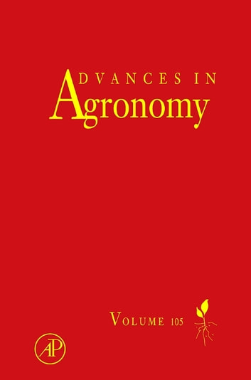 Advances in Agronomy ebook by Donald L. Sparks