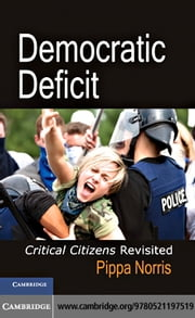 Democratic Deficit ebook by Norris, Pippa