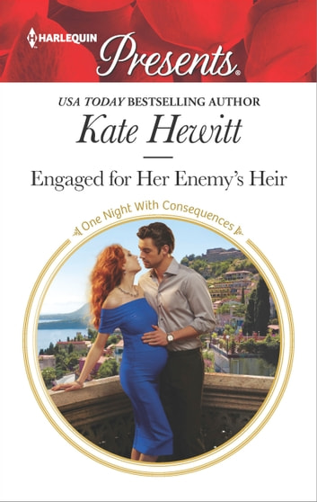 Engaged for Her Enemy's Heir ebook by Kate Hewitt