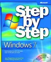 Windows 7 Step by Step ebook by Lambert, Joan