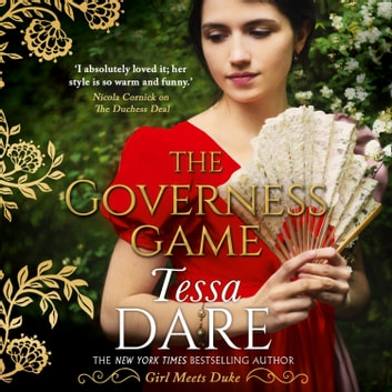 The Governess Game audiobook by Tessa Dare