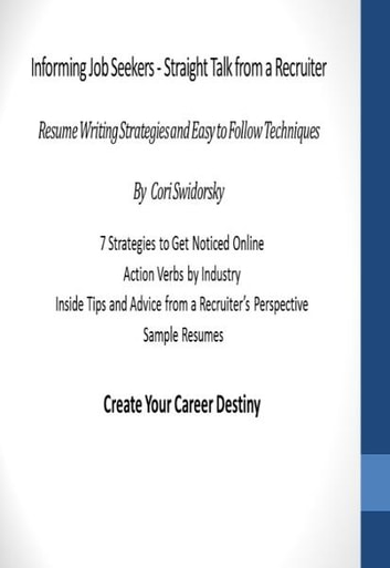 resume writing techniques