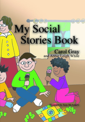 My Social Stories Book ebook by