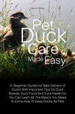 Pet Duck Care Made Easy
