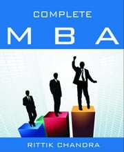 COMPLETE MBA ebook by Rittik Chandra