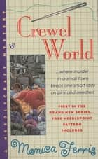 Crewel World ebook by Monica Ferris