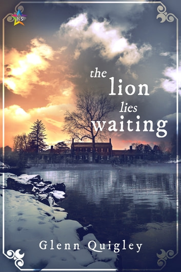The Lion Lies Waiting ebook by Glenn Quigley