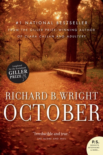 October - A Novel ebook by Richard B. Wright