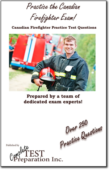 Practice The Canadian Firefighter Ebook By Complete Test