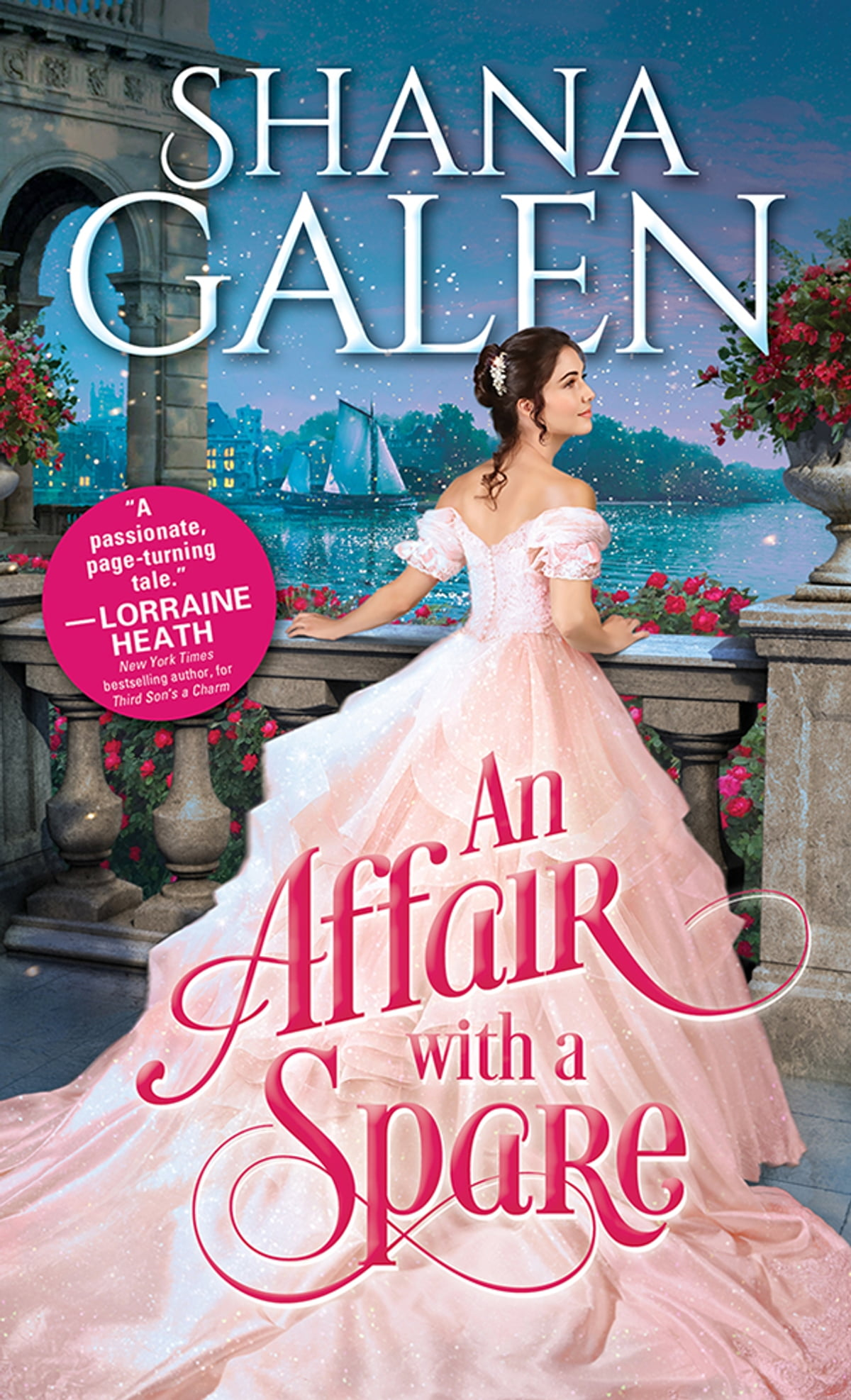 An Affair with a Spare ebook by Shana Galen - Rakuten Kobo