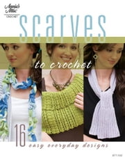 Scarves to Crochet ebook by DRG Publishing