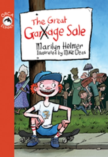 The Great Garage Sale ebook by Marilyn Helmer