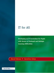 IT for All ebook by David Banes,Carole Thornett,Peter Gossage,Caroline Coles
