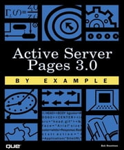 Active Server Pages 3.0 by Example ebook by Reselman, Bob