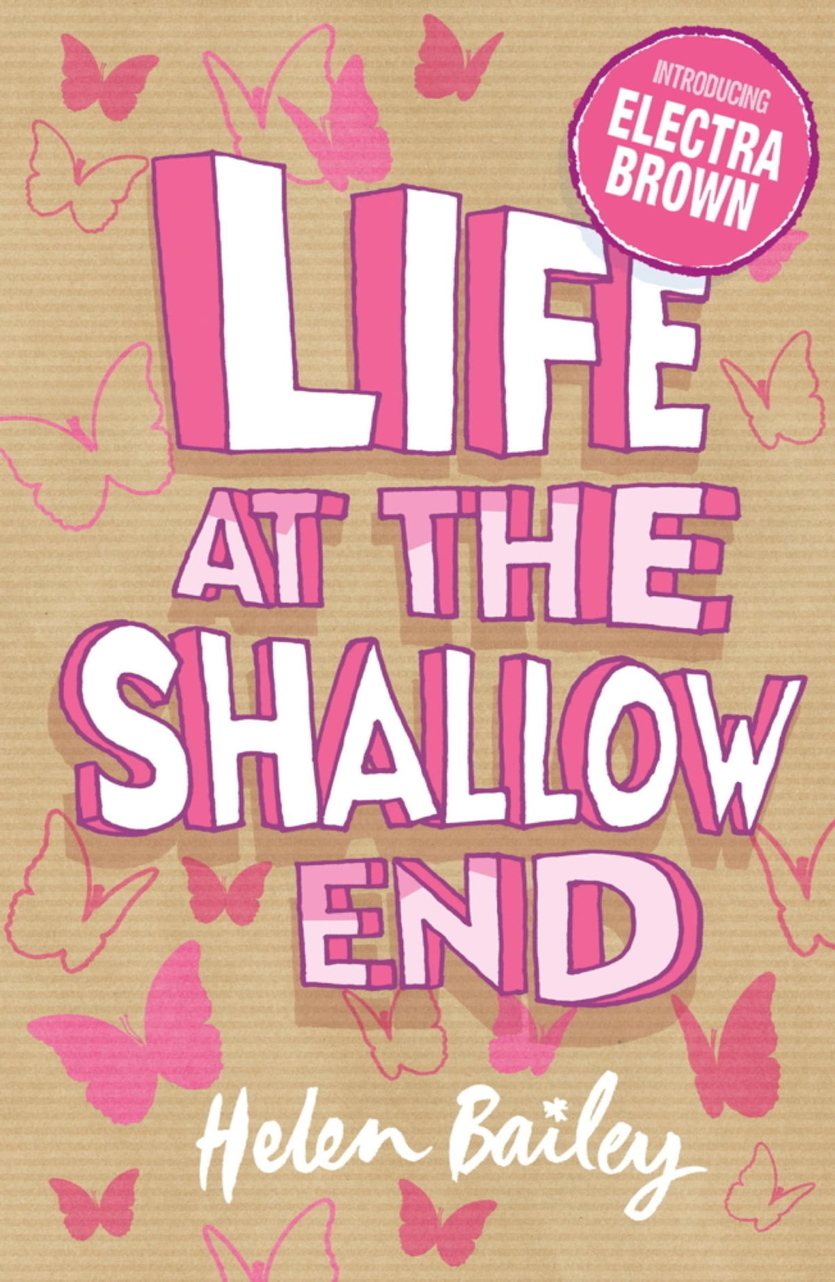 Electra Brown: Life At The Shallow End Ebook By Helen Bailey   9781444903720  Rakuten Kobo