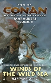 Age of Conan: Winds of the Wild Sea ebook by Jeff Mariotte