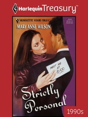 Strictly Personal ebook by Mary Anne Wilson