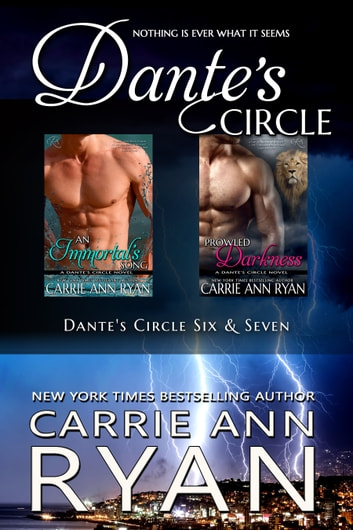 Dante's Circle Box Set 3 - Books 6-7 ebook by Carrie Ann Ryan